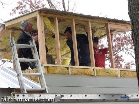 """Shotgun Shack"" Family Remodels Tiny Home for $700 DIY-Style"