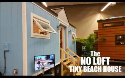 No Loft! A Tiny Nantucket-Style Beach House
