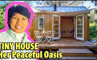 Zen Tiny House for California Designer