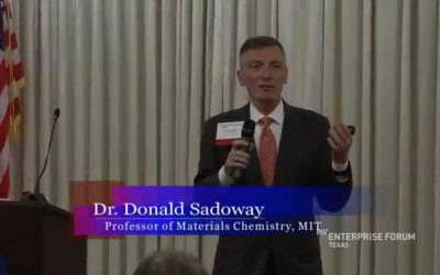 A Revolutionary New Battery for Grid Energy Storage With Donald Sadoway