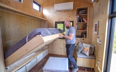 The Most Cleverly Designed Tiny House