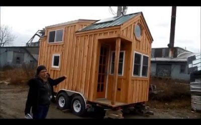 8×16 Tiny House on Wheels Tour