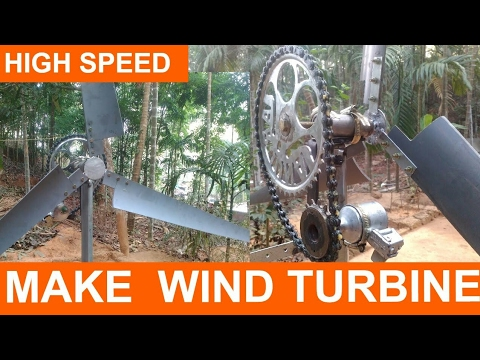 Homemade Wind Turbine | Project Guide for Kids