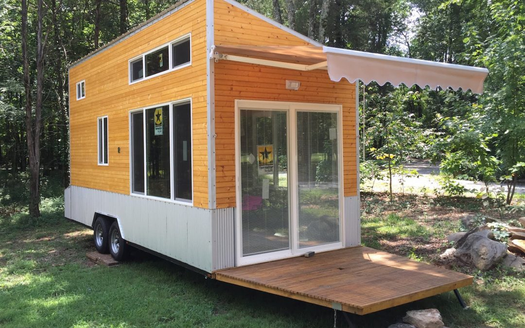 Energy Efficient & Off-Grid Tiny House in Nashville