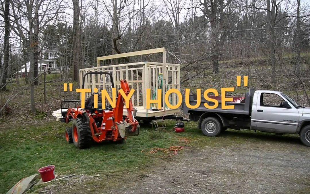My Tiny House: Start to Finish