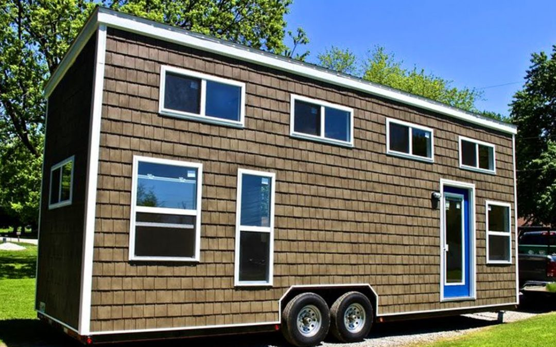 The Most Perfect Tiny House on Wheels Chalet Shack for Your Family