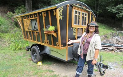 Gypsy Tiny House on Wheels Tour