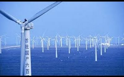 China Is Positioning Themselves as the Clean Energy Superpower…
