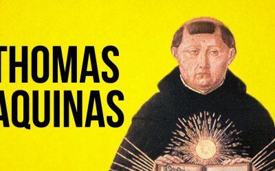 PHILOSOPHY – Thomas Aquinas