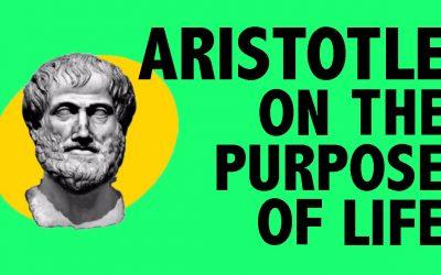 PHILOSOPHY – History: Aristotle on the Purpose of Life [HD]