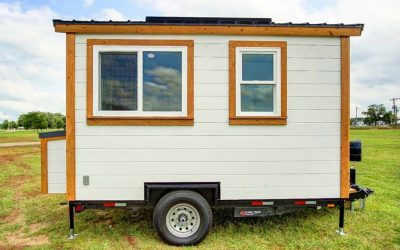 The Nugget Micro House on Wheels | Tiny House Listing